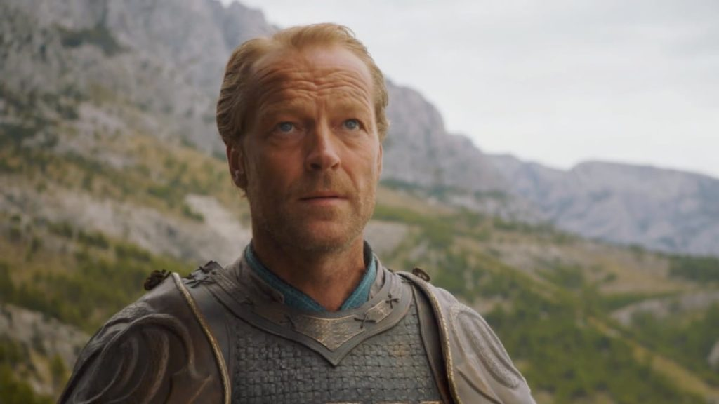 Jorah Mormont in Game Of Thrones