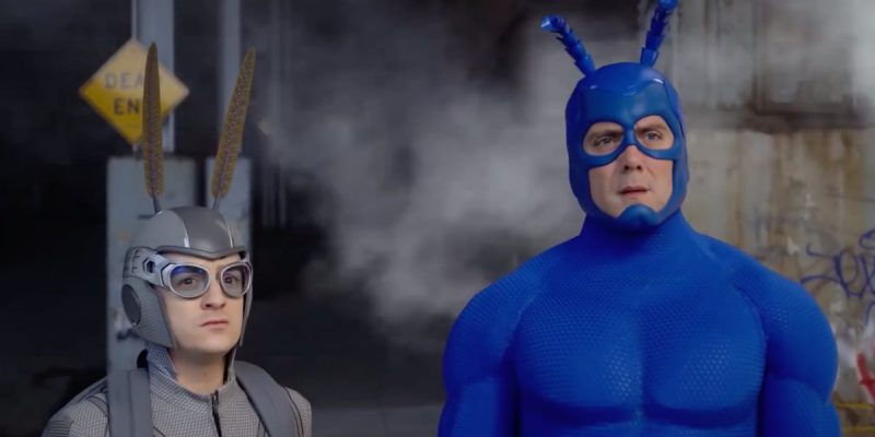 The Tick Season 2 On Amazon Prime Video 3