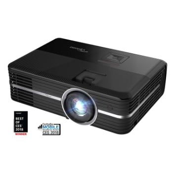 Optoma UHD51A 4K Smart  Home Theater Projector