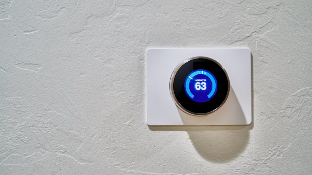 Smart Home Appliances Like Nest Thermostat