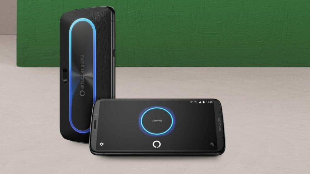 motorola z4 alexa smart speaker