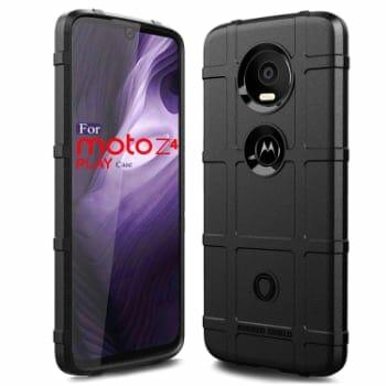 Sucnakp Heave Duty Motorola Z4 Case