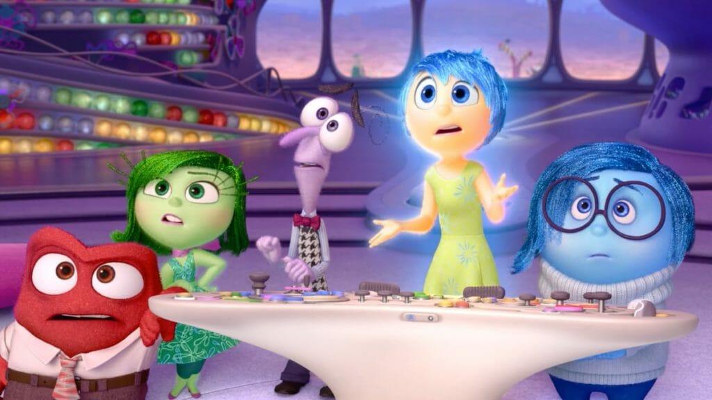 Animated Movies - Inside Ot Screencaps