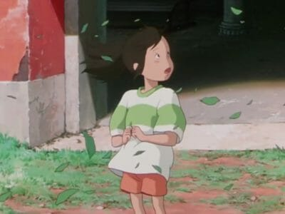 Animated Away Spirited Away Screencaps