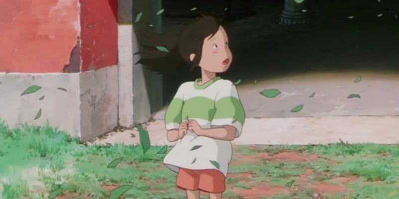 Animated Away Spirited Away Screencaps
