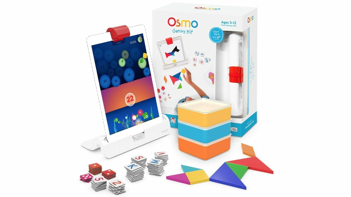 Osmo Genius Kit For Innovation Ideas