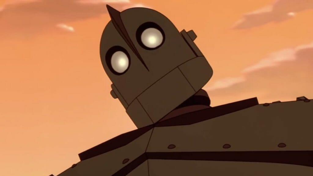 The Iron Giant Classic Animation Movie Screencaps
