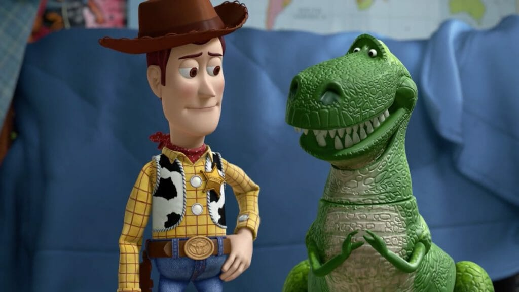 Best Animated Movies - Toy Story 3 Screenshot