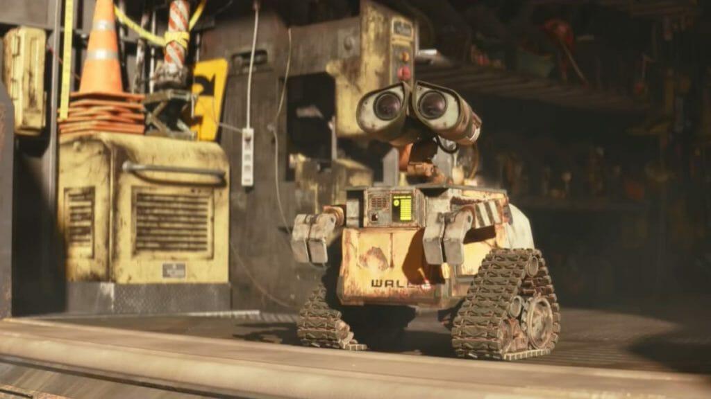 Wall-E 2008 Movie Screencaps