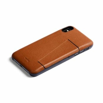 Bellroy Leather Case for iPhone XR