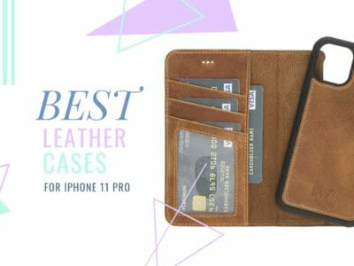 Best Leather Cases For iPhone 11 Pro