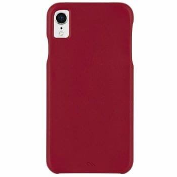 Case-Mate Leather Case for iPhone XR