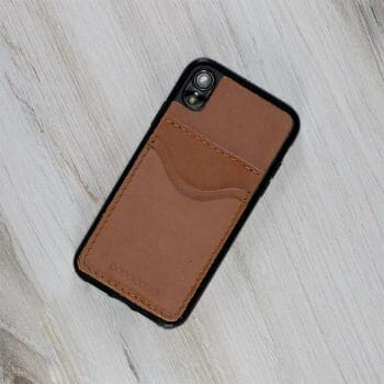 DODOcase Leather Wallet Case For iPhone