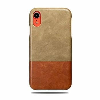 Kulor Premium Leather Cases for iPhone XR