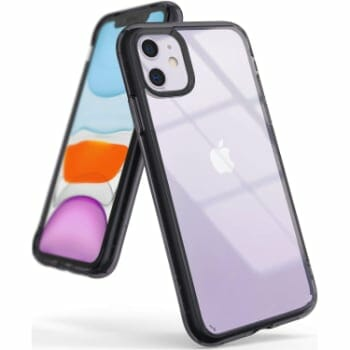 Ringke Fusion Designed Clear Case For iPhone 11
