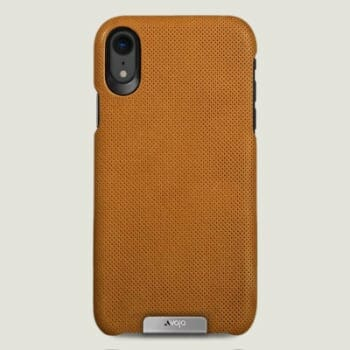 Vaja Grip Leather Cases for iPhone XR