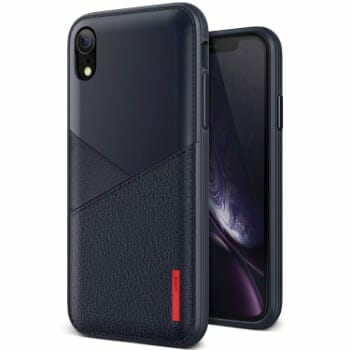 VRS Design Leather Case for iPhone XR