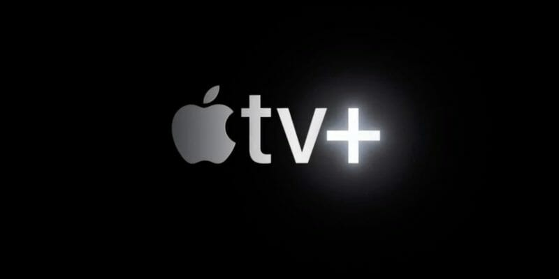 Apple TV+ Logo 2019