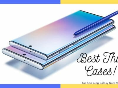 Best Thin Cases For Samsung Galaxy Note 10