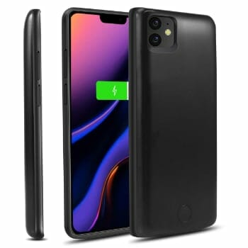 Lifeepro Extended Battery Case For iPhone 11