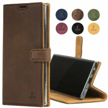 Snakehive Galaxy Note 10 Leather Cases