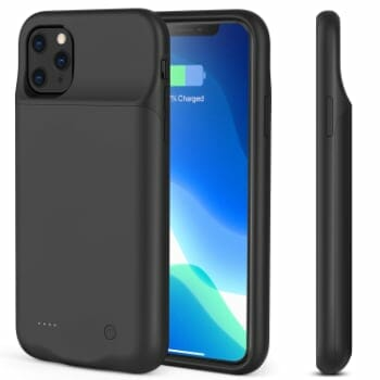 I.VALUX Battery Case For iPhone 11