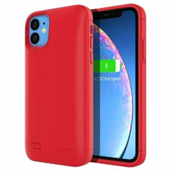 LEI JUN Battery Case For iPhone 11