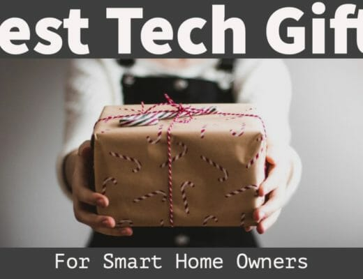 10 Perfect Tech Gift Ideas For Smart Homeowners