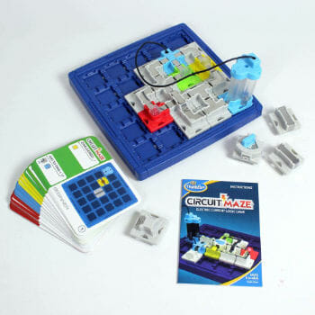 ThinkFun Circuit Maze Toy For Kids