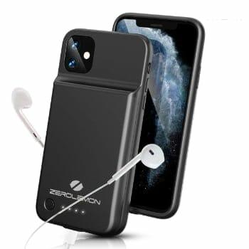 zerolemon iphone 11 battery case