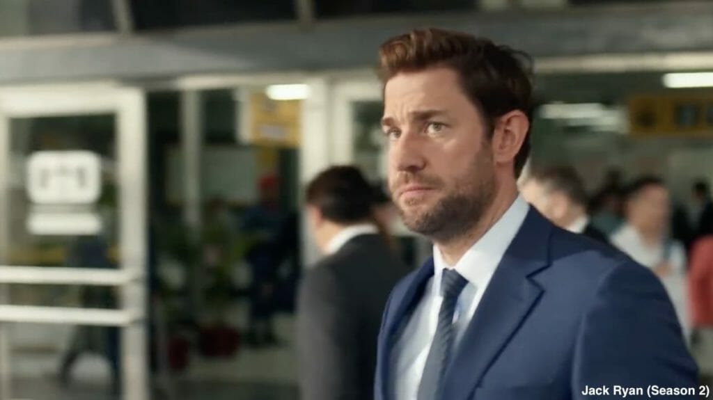Jack Ryan Season 2 Screencaps