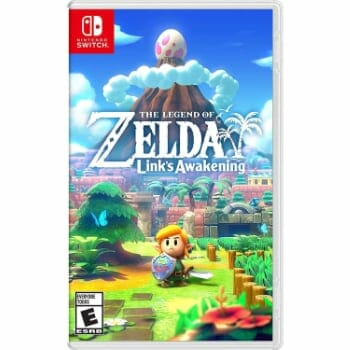 Legend of Zelda Link's Awakening Games