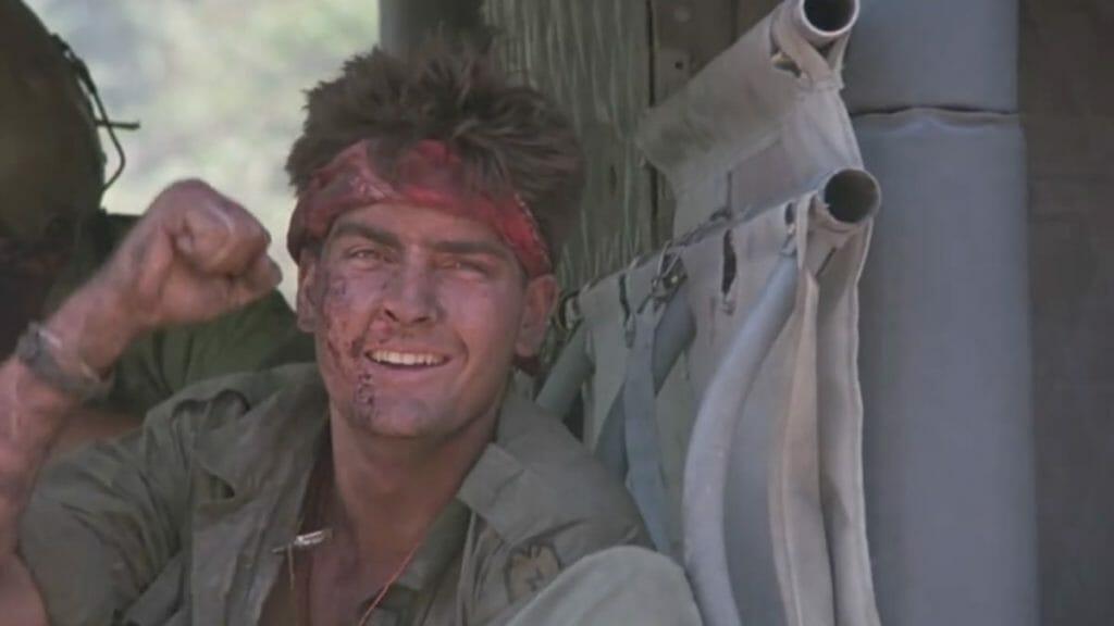 Platoon War Movie Screencaps