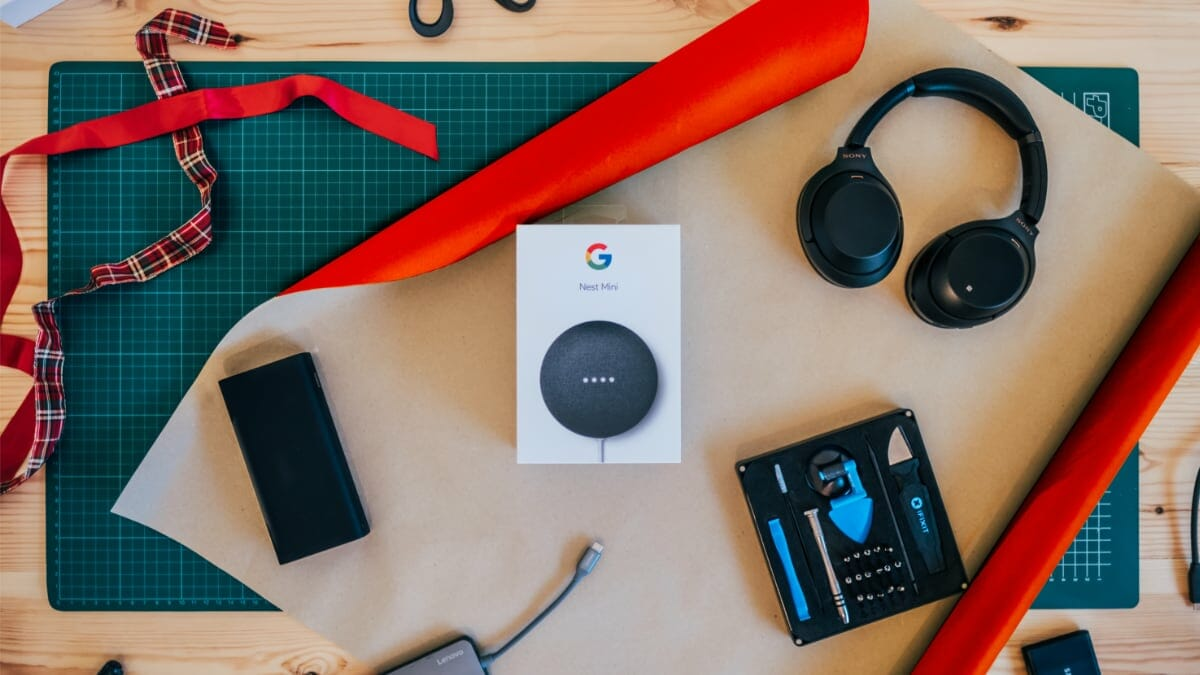 Tech Gift For Tech Lovers This Holiday