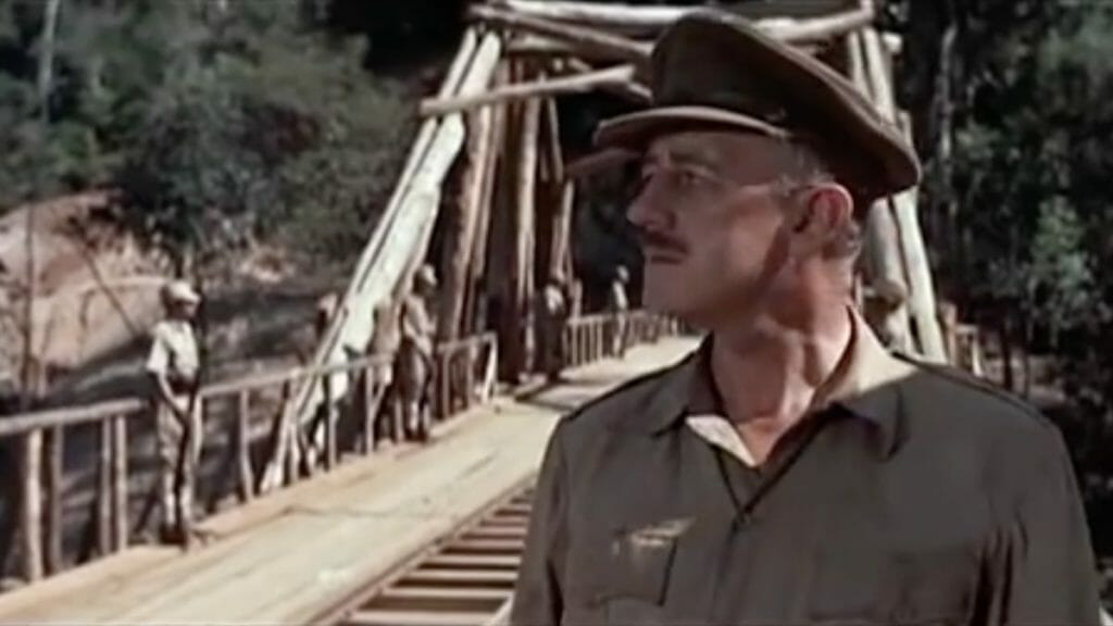 The Bridge on The River Kwai 1957 Movie Screencaps