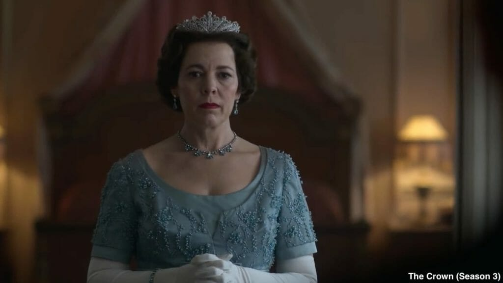 The Crown Season 3 Screencaps
