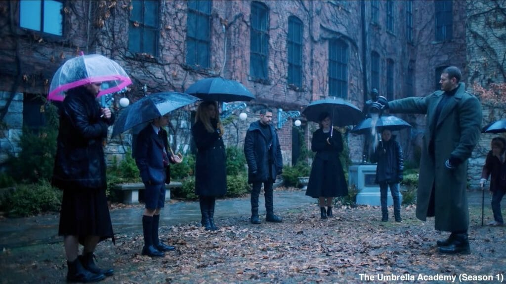 The Umbrella Academy Season 1 Screencaps