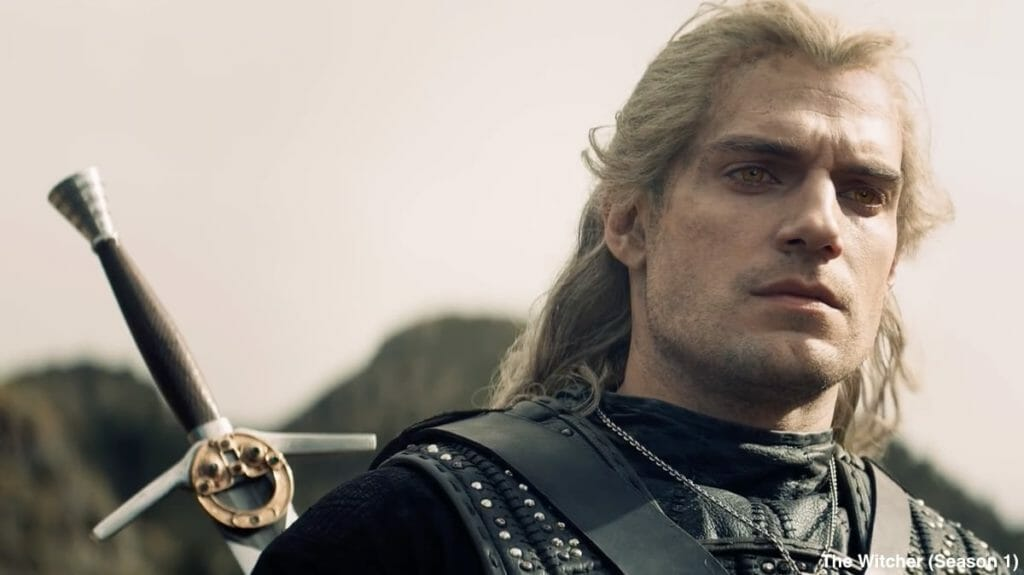 Best Web Streaming Show The Witcher Season 1 Screencaps