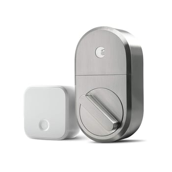 August Smart Locks For Home Automation