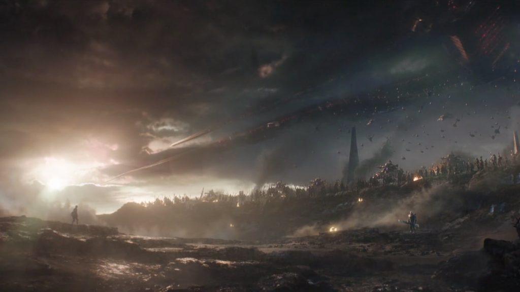 Avenger Endgame 2019 Movie Screencaps