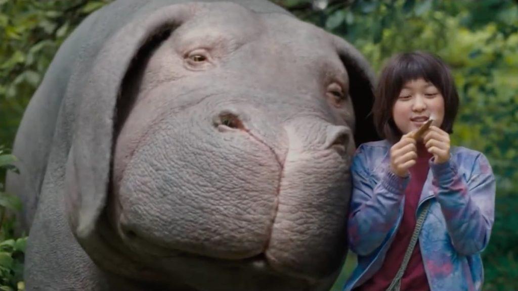 Okja Movie From Netflix Screencaps