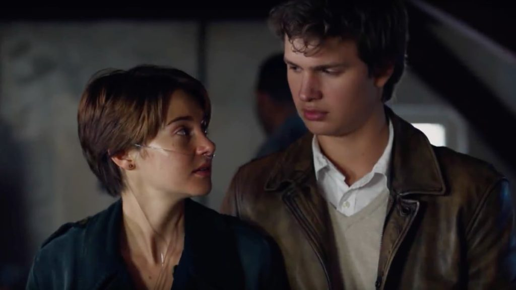 The Fault In Our Stars Movie Screencaps