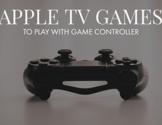 Top 15 Apple TV Games To Play With Game Controller