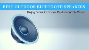 Best Bluetooth Wireless Outdoor Speaker