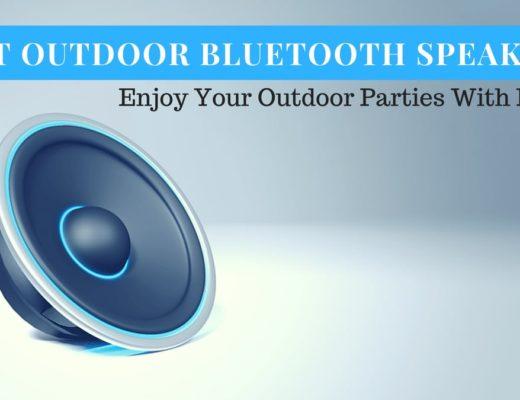 14 Best Outdoor Wireless Bluetooth Speakers of 2021