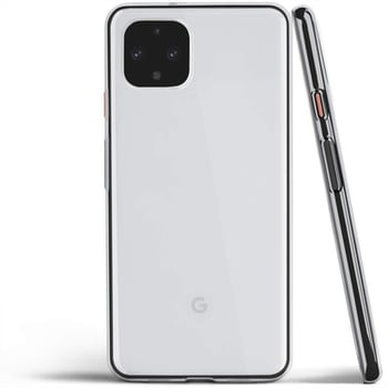 Totally Clear Thin Case For Pixel 4