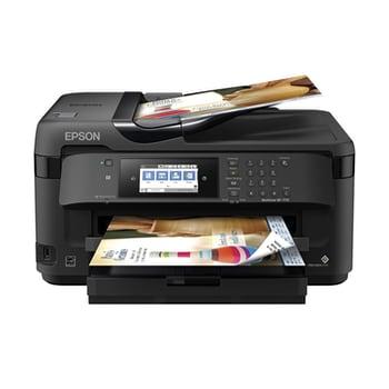 Epson WorkForce WF-7710 Color Printer