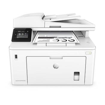 HP LaserJet Pro All in One Wireless Printer