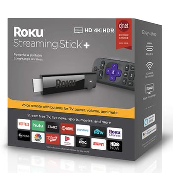Roku Streaming Stick+ As A Gift
