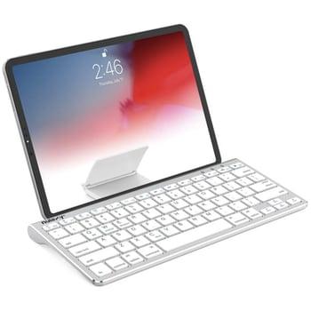 Nulaxy Sliding Tablet Holder Design Keyboard
